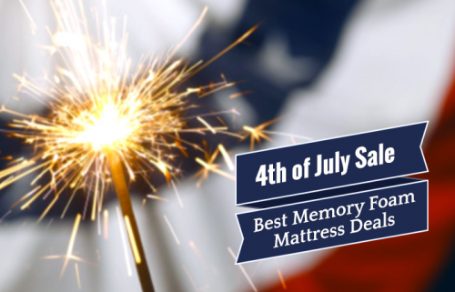 Memory Foam Mattress Guide Analyzes Top 4th of July Deals'