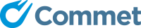 Commet logo (horizontal)