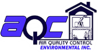 Air Quality Control Duct Cleaning Logo
