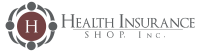 Health Insurance Shop Logo