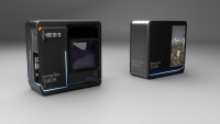 Blade Optics rendering