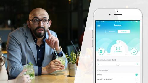 Fennex Augmented Hearing App'