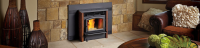 Pellet burning stoves
