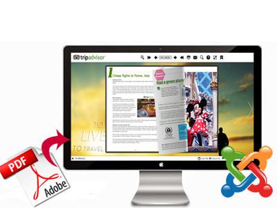 Joomla magazine extension'