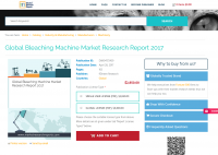 Global Bleaching Machine Market Research Report 2017