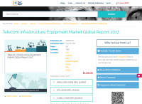 Telecom Infrastructure Equipment Market Global Report 2017