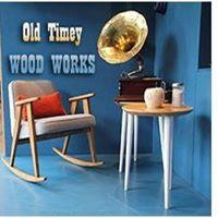 OldTimeyWoodWorks.com Logo
