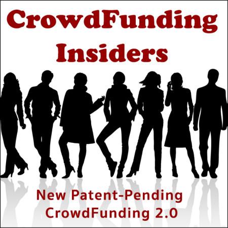 Crowdfunding Insiders'