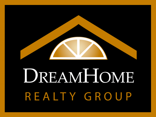 Logo for The Dream Home Realty Group at Sky Realty'