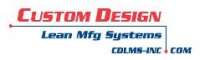 Custom Design—Lean Manufacturing Systems Inc. Logo