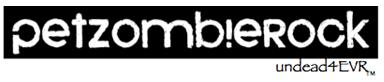 PetZombieRock Logo'