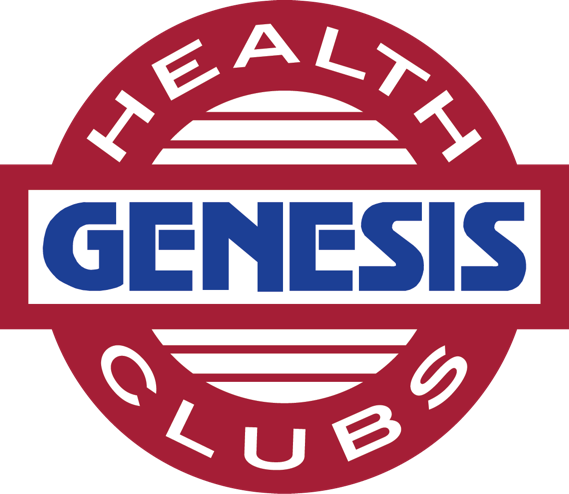 Genesis Health Clubs Logo