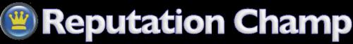 Reputation Champ Logo'