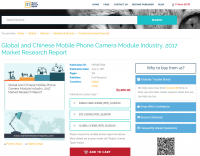 Global and Chinese Mobile Phone Camera Module Industry, 2017