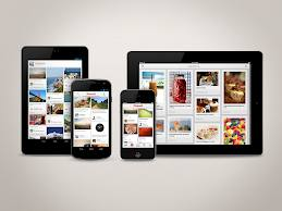 Pinterest App'