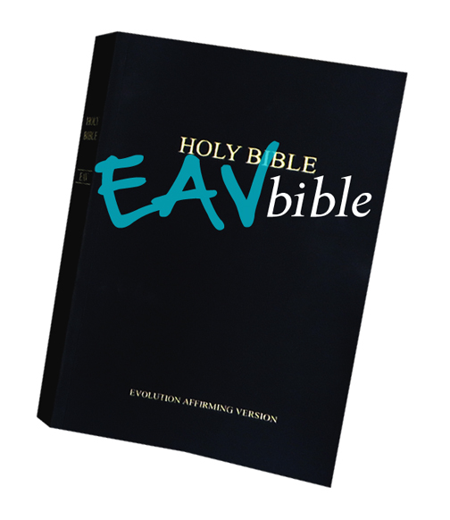 Company Logo For EAV Bible 02