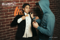 Bow2Tie: the ultimate personal security device