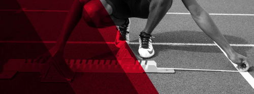 Sprinting drills using The Perfect Method'