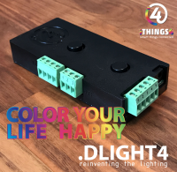 DLIGHT4 TOP MEDIA LED CONTROLLER