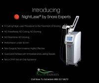NightLase by Snore Experts