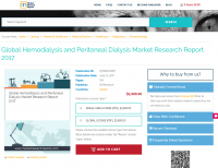 Global Hemodialysis and Peritoneal Dialysis Market Research