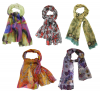 Scarves wraps trends and style'