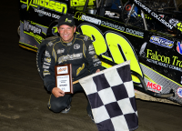 Brett Hearn Wins Lucky #13 With Champion Racing Oil