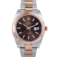 OYSTER PERPETUAL DATEJUST MENS AUTOMATIC WATCH 126301 CHOIO