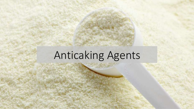 Anti Caking Agents Used In Food