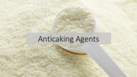 Anti-Caking Agents