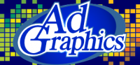 Ad Graphics Signs Logo