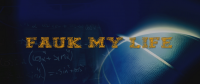 Fauk My Life Logo