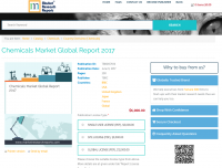 Chemicals Market Global Report 2017