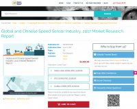 Global and Chinese Speed Sensor Industry, 2017 Market