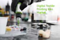 Digital textile printing ink market