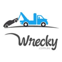 Wrecky Car Wreckers Logo