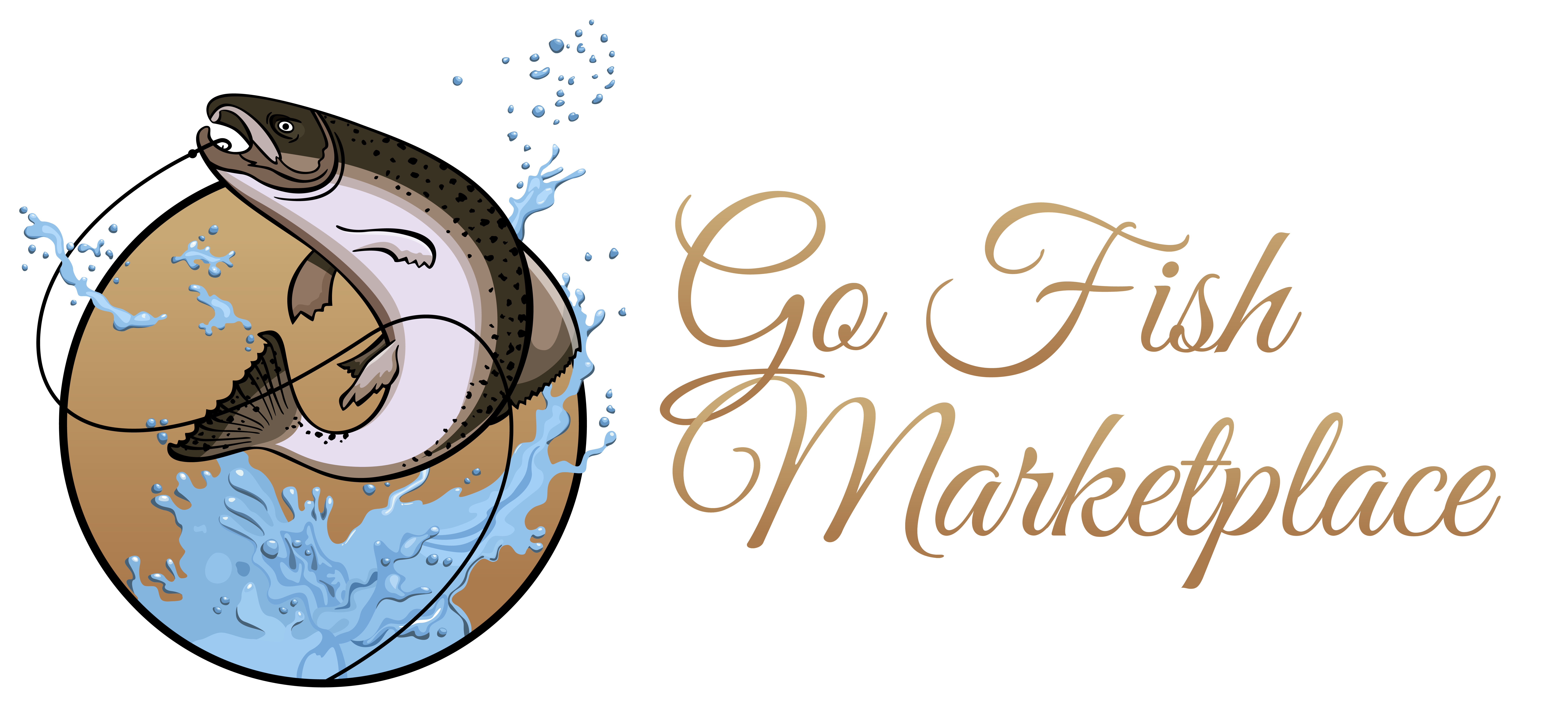 Go Fish Marketplace Logo