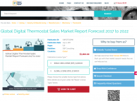 Global Digital Thermostat Sales Market Report Forecast 2017