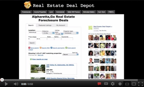 Foreclosures in Alpharetta GA!'