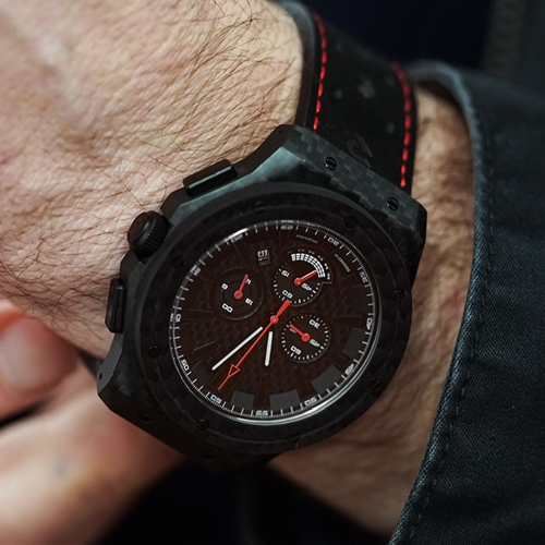 Rival Collective Carbon Renegade Watch'