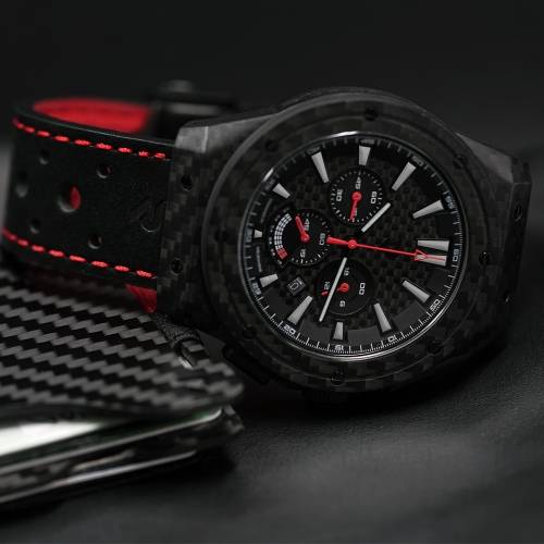 Carbon Renegade Watch by Rival Collective'