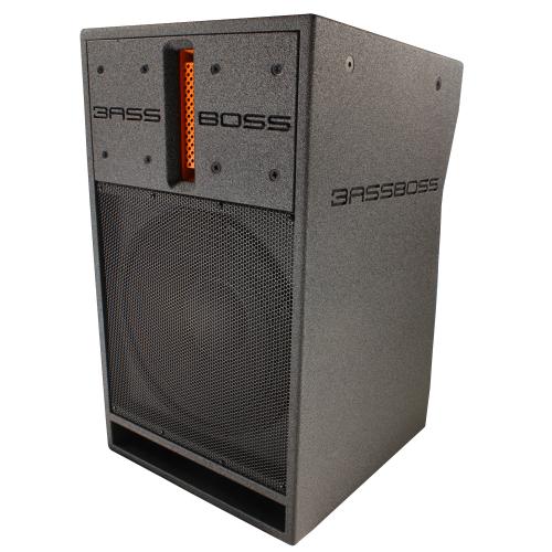 Powered loudspeaker manufacturer BASSBOSS (Booth #431) will'