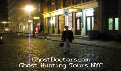 Ghost Doctors -- Ghost Hunting in SoHo NYC'