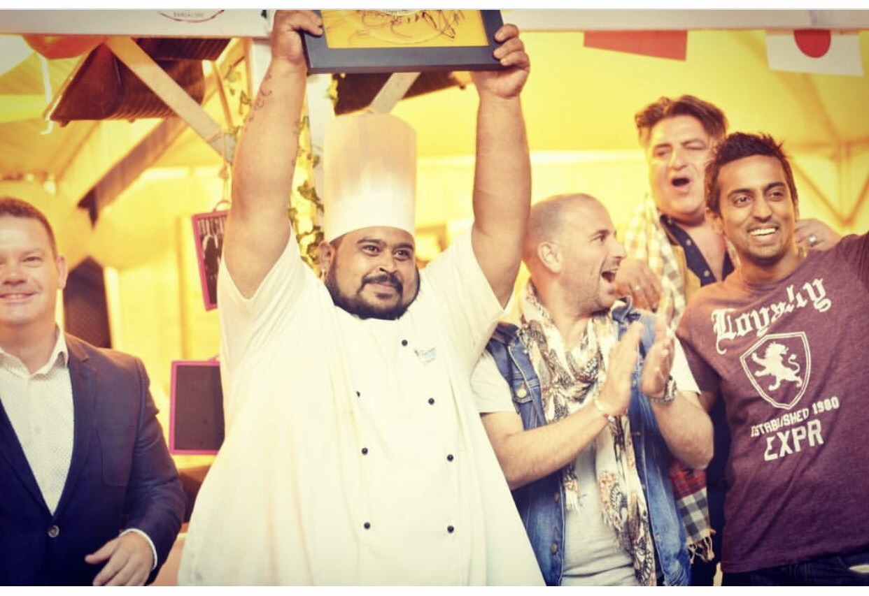 Smally's Resto Cafe Wins Masterchef Australia Award