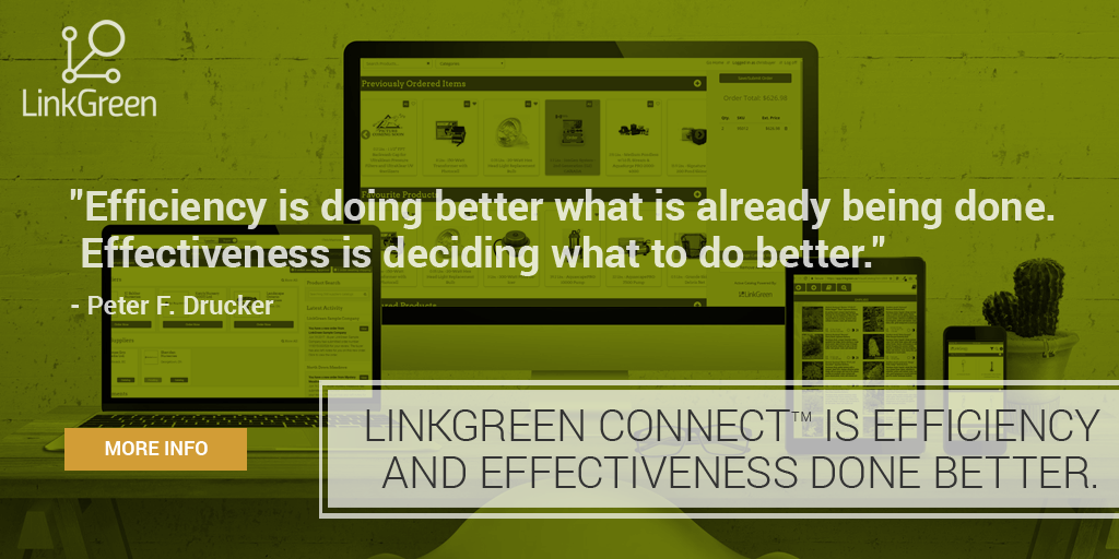 LinkGreen-efficiency