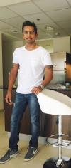 Nikhil Hegde, CEO of Smally's Resto Cafe'