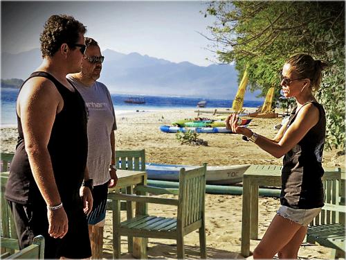 Platinum PADI Course in Gili Islands, Indonesia'