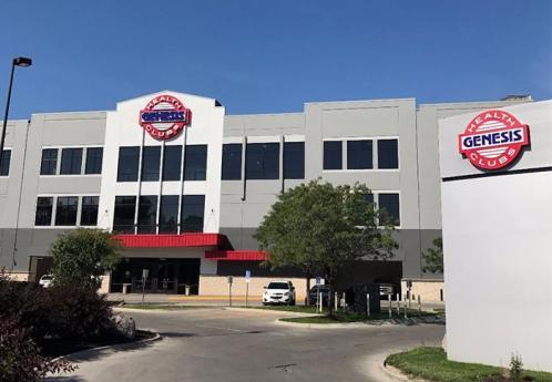 Genesis Health Clubs Cass Omaha Gym'