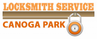 Mobile Locksmith Canoga Park Logo