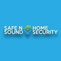 SafeNSoundHomeSecurity.com Logo